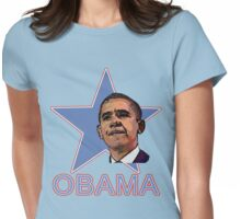 OBAMA for President 2008 Womens Fitted T-Shirt