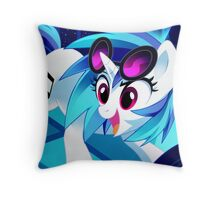 DJ PON3 Throw Pillow