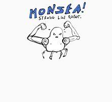 monsta! Womens Fitted T-Shirt