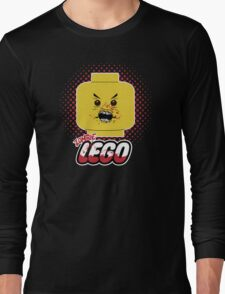 Lego Zombie Long Sleeve T-Shirt