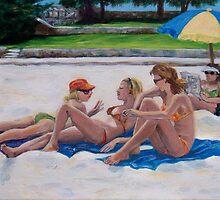 Summer Sunday by Brita Lee