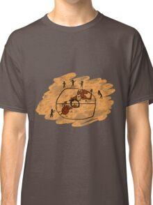Rupestrian Pokemon Battle V.2 Classic T-Shirt