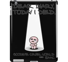 Dear Diary iPad Case/Skin