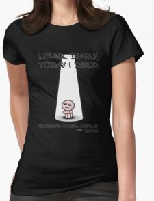Dear Diary Womens Fitted T-Shirt