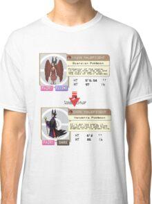 Maleficent Dex Info Classic T-Shirt