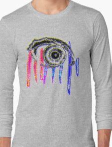 eye t Long Sleeve T-Shirt