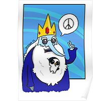 Ice King-Peace! Poster