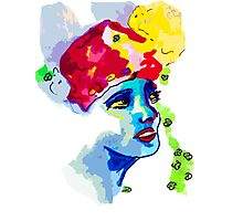 Lucy in the sky with Diamonds Photographic Print