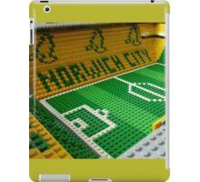 Carrow Road, Norwich iPad Case/Skin