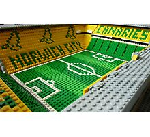 Carrow Road, Norwich Photographic Print