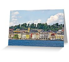 Gmunden Greeting Card