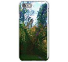 Lost Thicket iPhone Case/Skin