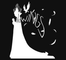 My Wings (Dark) Kids Clothes