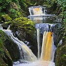 """the wonderful """"pecca falls"""" yorkshire dales by Ilapin"""