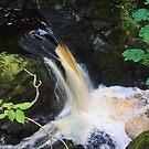 yorkshire waterfalls walk by Ilapin