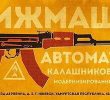 AK-47 (Yellow) by Daviz Industries