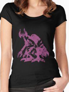 Super Shocker Women's Fitted Scoop T-Shirt
