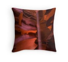Ray Of Light | Antelope Canyon Throw Pillow