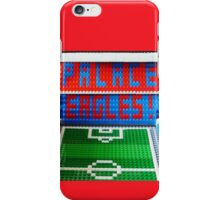 Holmesdale Road iPhone Case/Skin