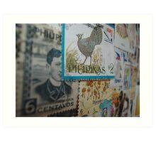 PILIPINAS Art Print