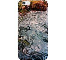 design by water iPhone Case/Skin
