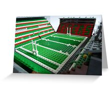 Welford Road Greeting Card