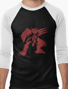 Peeper Breath Men's Baseball ¾ T-Shirt