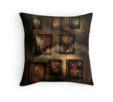The Spirits #1 Throw Pillow