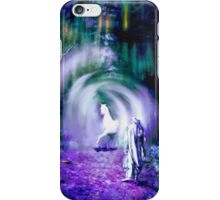 Behold A Pale Horse iPhone Case/Skin