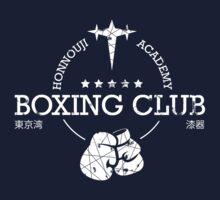 Honnouji Academy Boxing Club by Tom Box