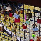 love locks in riva italy by Ilapin