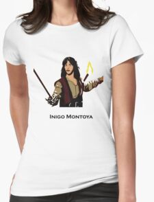 Inigo Montoya Womens Fitted T-Shirt