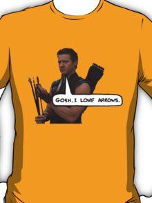 Renner Loves Arrows T-Shirt