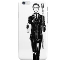 Manga William T. Spears iPhone Case/Skin