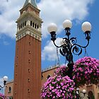 Italy at Epcot by DJ Florek