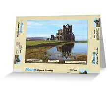 jigsaw puzzles Greeting Card