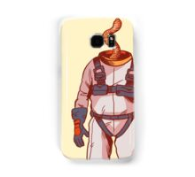 Earthworm Jim & Psycrow Samsung Galaxy Case/Skin