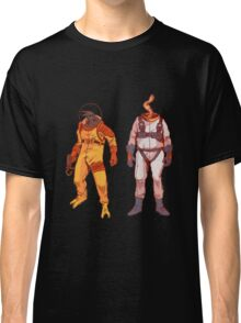 Earthworm Jim & Psycrow Classic T-Shirt