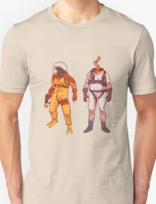 Earthworm Jim & Psycrow T-Shirt