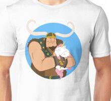 HE'S SO FLUFFY Unisex T-Shirt
