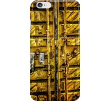 Work Shed iPhone Case/Skin