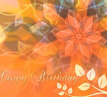 Flofresh Birthday Card by webgrrl