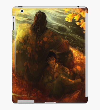 Sourleaf iPad Case/Skin
