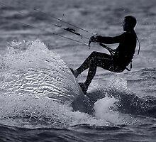 Wave Rider by Graham Jones
