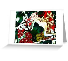 Madelaine 6 29 2008 Greeting Card