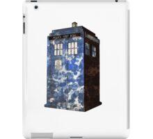 Dr Who Police Box T-Shirt iPad Case/Skin