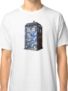 Dr Who Police Box T-Shirt Classic T-Shirt