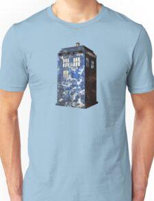 Dr Who Police Box T-Shirt Unisex T-Shirt