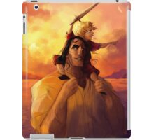 A Boy and His Hound iPad Case/Skin