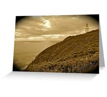 Cape Schanck Lighthouse Greeting Card